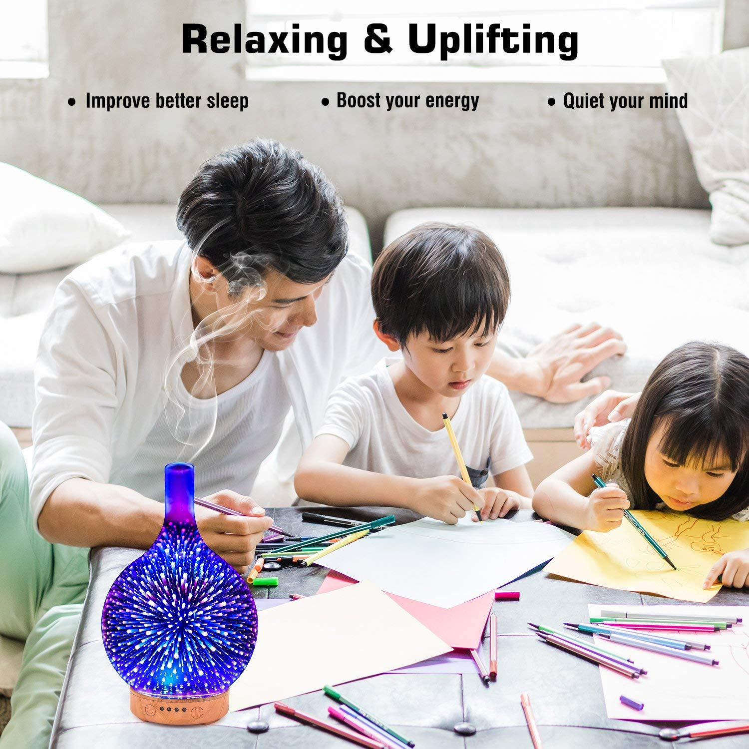 Glass Aroma Diffusers-h401