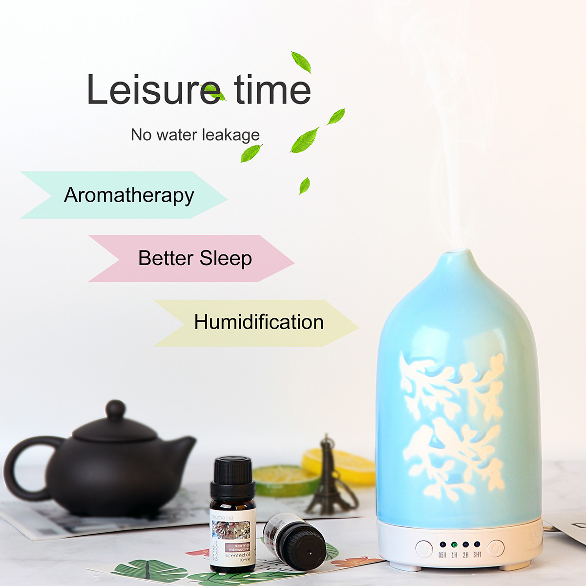 Ceramic Aroma Diffusers Application