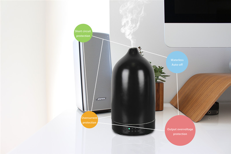 Ceramic Essential Oil Diffuser-H92174B