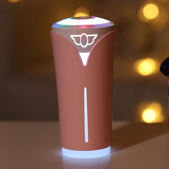 Night Light Mini USB Aroma Diffuser - HSJ51