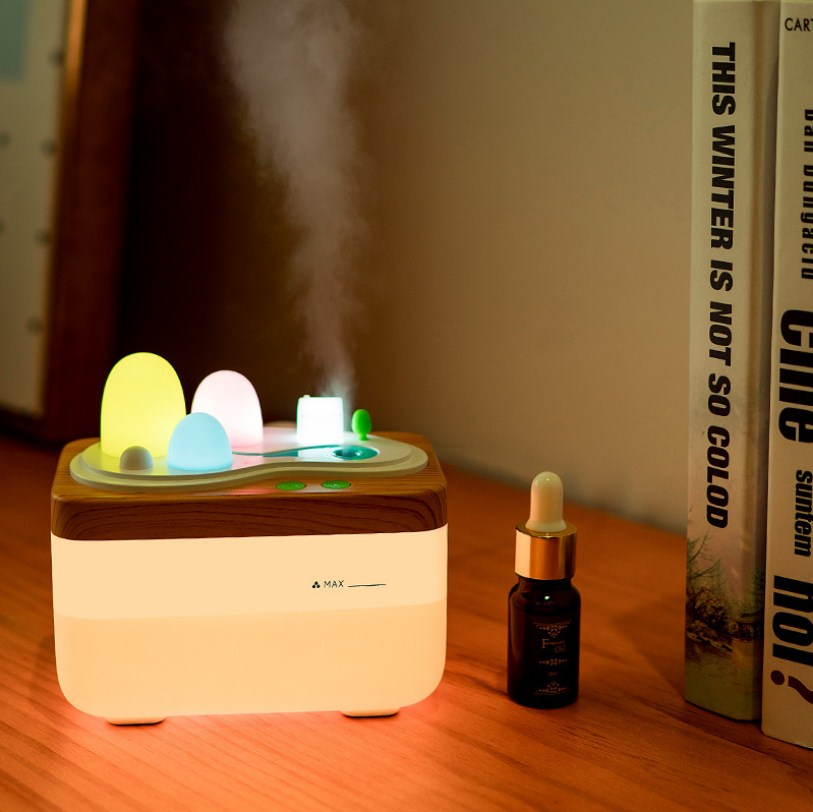 Battery Operated Essential Oil Aroma Diffuser - HSJ74
